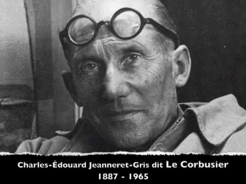 ▶ Le Corbusier : le fossoyeur de l'architecture - YouTube