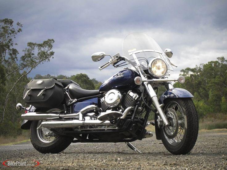 2009 YAMAHA V-Star XVS650A Classic