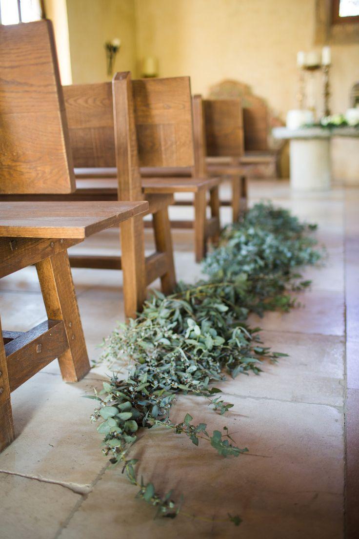 #Garland #AisleDecor   Jen Wojcik Photography   See More on #SMP: http://www.stylemepretty.com/california-weddings/2013/12/05/french-inspiration-shoot-from-jen-wojcik-photography/