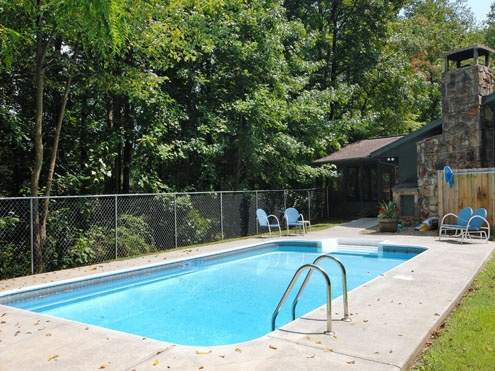Hidden Point Lodge 8 Bedroom 6 Bathroom Large Group Cabin Rental In Pigeon Forge Tennessee