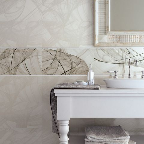 idea for master bath ceramic tile (by bien seramik, style: saba) to be designed by down2earth interior design.