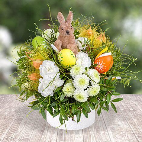 Was wäre Ostern ohne Osterhasen? #Ostern #Valentins #Blumen #Geschenke #Deko