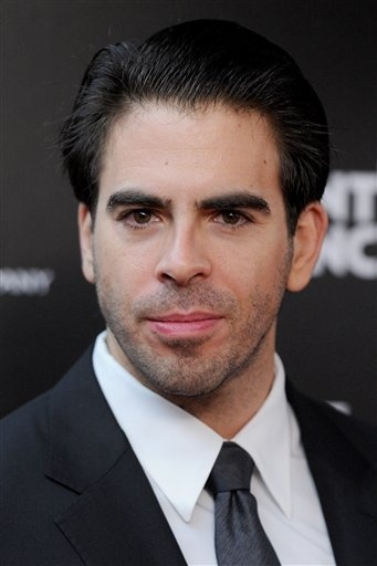 eli roth. favorite-celebrities