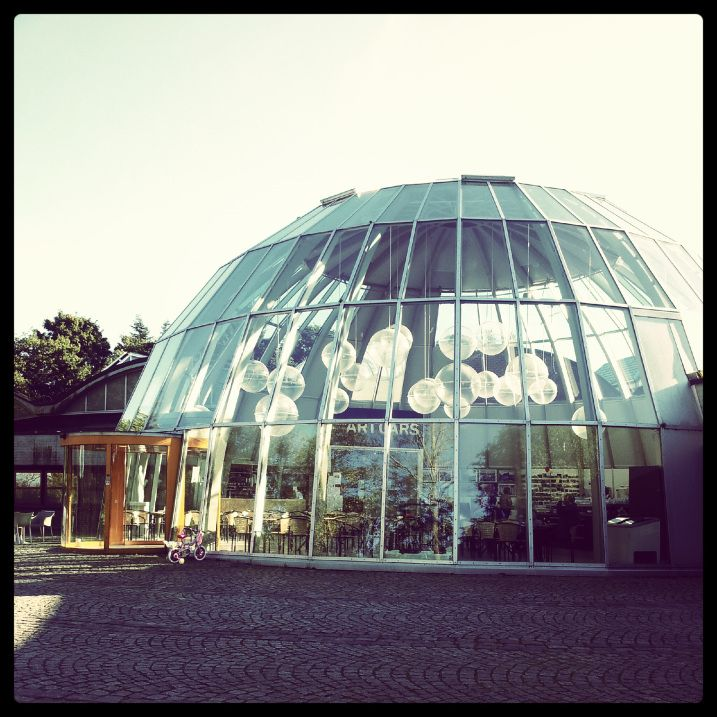 The Museum of Fine Arts in Stavanger http://northernfjords.com/2012/10/01/the-stavanger-art-museum-cars-and-paintings/