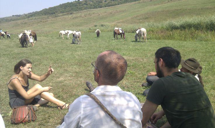FOTÓRIPORT, VIDEÓK – Négy nap alatt 144 kilométert tett meg lóháton a Kalotaszegi Turul csapata   Kiss Olivér blogja