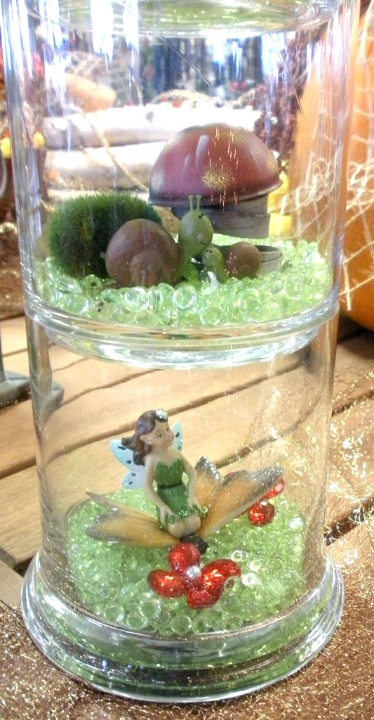 74 best Miniature Gardens images on Pinterest   Fairies garden ...