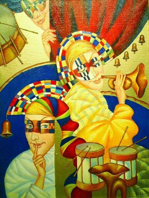 by Olga Nalyotova