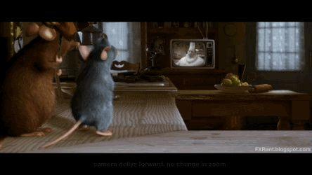 "FXRant: The Dolly Zoom in ""Ratatouille"""