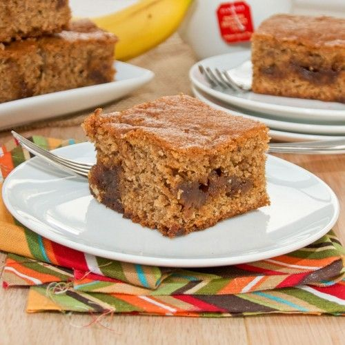Butterscotch Banana Cake {Sweet Pea's Kitchen}