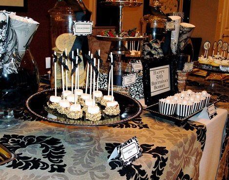 50 cumpleanos mesa m3 chiquis decoraciones de eventos - Decoracion cumpleanos adultos en casa ...