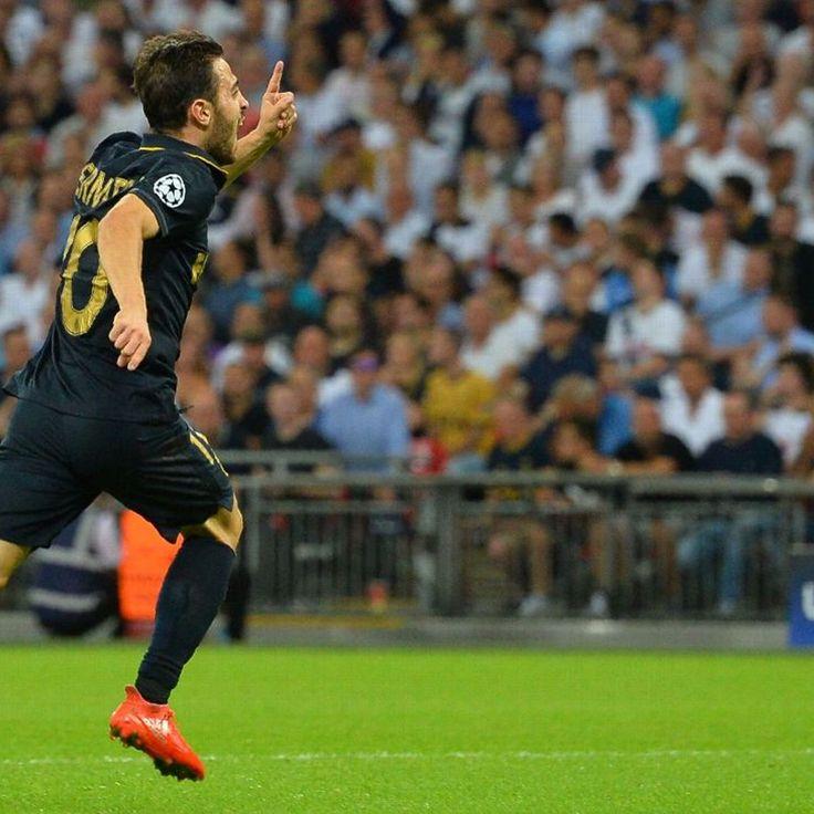 Monaco used Arsenal result as inspiration vs. Tottenham at Wembley