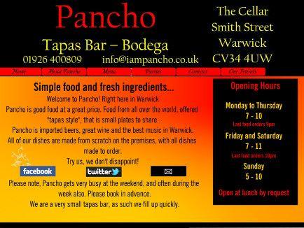 Pancho Tapas Bar