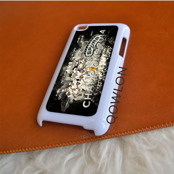 San Antonio Spurs Champions 2014 iPod Touch 4 | 4TH GEN Case
