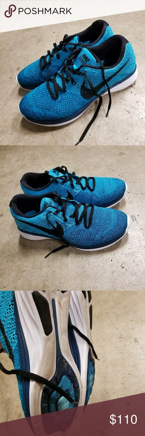 Nike lunar 3 Knit running shoe 10.5 women or size 9 in mens Nike Shoes Athletic Shoes