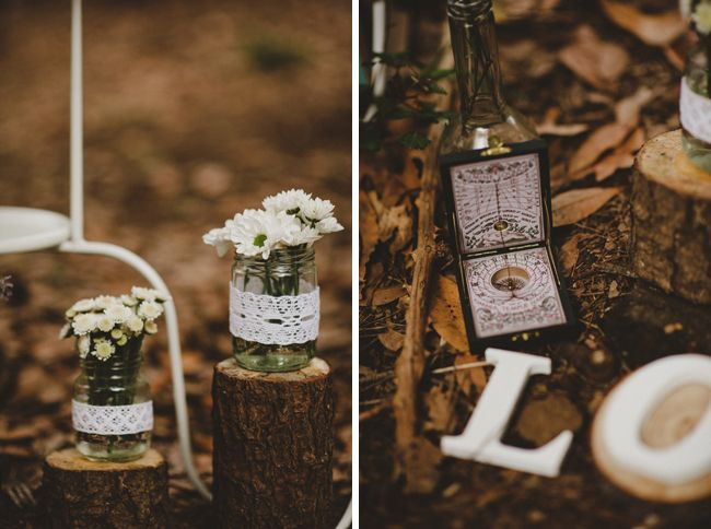 detalles para bodas rurales bodas vintage inspiracin para bodas en el campo milimalimon