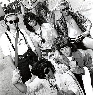 Dread Zeppelin - Gotta love that Tortelvis.  A whole lotta love.