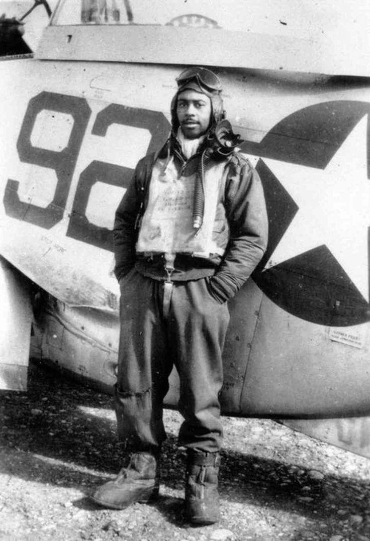 Tuskegee Airmen: 'Rock Stars' Of American History : NPR
