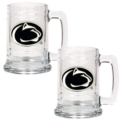 Penn State University Set of 2 Beer Mugs