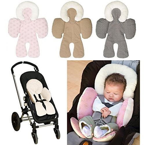 Having difficulty to position your baby head when they are sleep? You may consider baby car seat head support, which can help to solve your problem