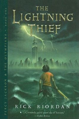 The Lightning Thief book worth reading for sure