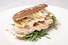 Broodje Surinaamse kip (van de Hema) - Keuken♥Liefde