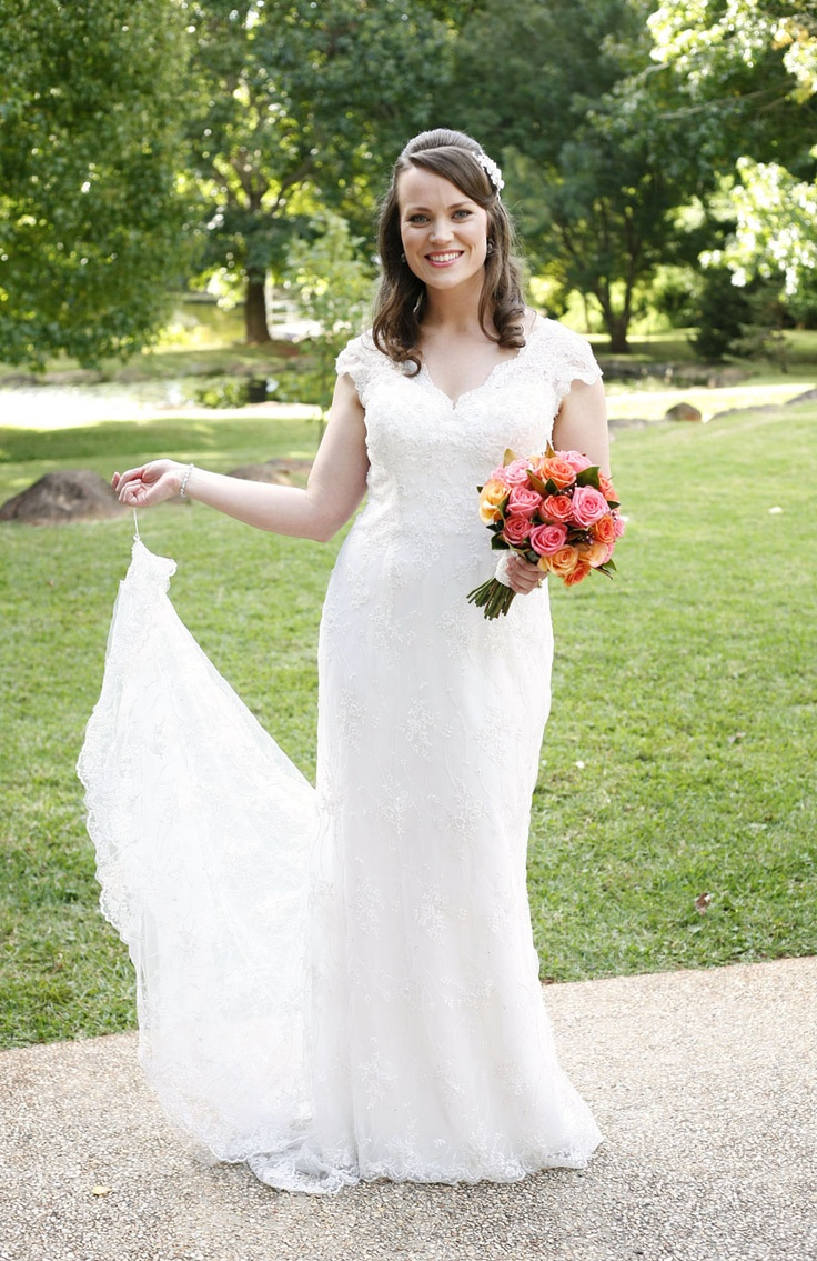 My beautiful daughter-in-law!