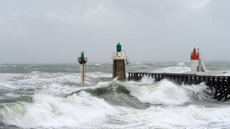 Trois départements du Nord ont été placés en vigilance orange aux vents violents ce jeudi 23 février, par Météo France. Le point avec France 2.