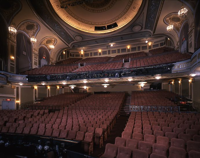 Majestic Theatre Nyc Inside Theatres Pinterest Nyc