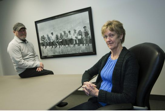 Court victory for Ontario couple sets new precedent for precarious workers - Feb 21, 2016 -  Marilyn and Lawrence Keenan won a major case against their former employer who terminated them without notice after they had served their company for several decades in Toronto.