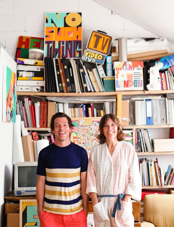 Creative Spaces: RUDE | An interview with Rupert & Abi makersmgmt.com
