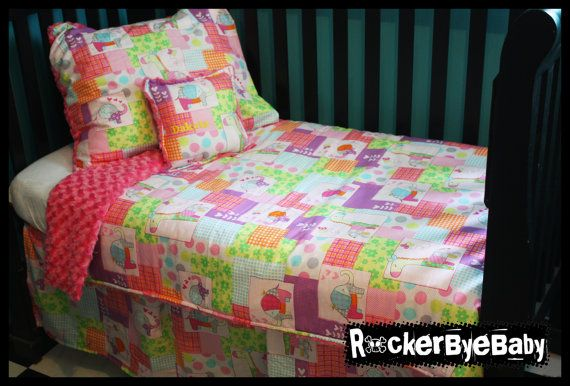 Hey, I found this really awesome Etsy listing at http://www.etsy.com/listing/163655644/custom-punk-baby-deluxe-bedding-set-for
