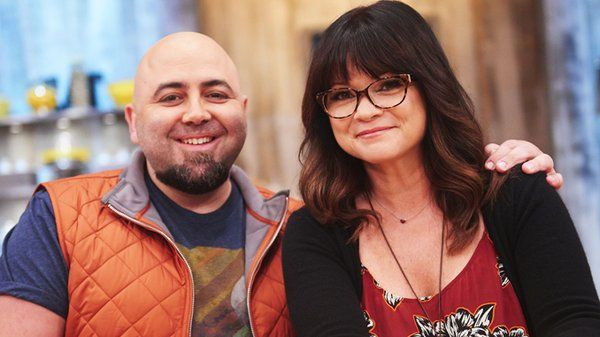 Duff and Valerie on 'Kids' Baking Championship'  ~ Chew Boom
