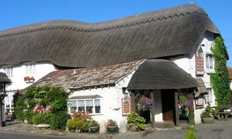 The Thatch pub in Croyde, great little pub. Miss this pub #NDevon #NorthDevon #Devon