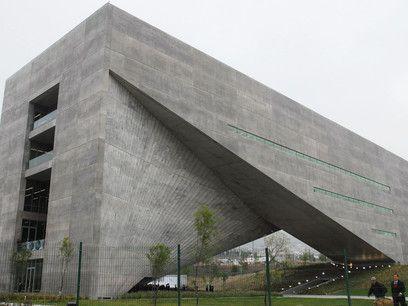 Un nuevo edificio diseñado por la Universidad de Monterrey por Tadao Ando