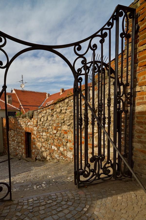 Old Jewish Gate, Mikulov, Czech Republic