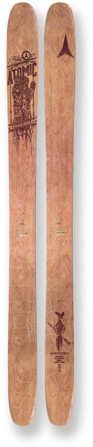 Atomic Male Bent Chetler Skis - Men's /2016