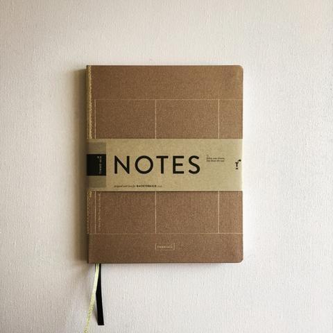 Notebook A5 Luxe Tinne+Mia - Macaroon