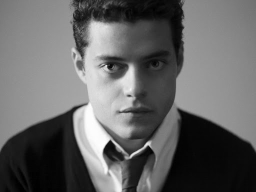 Rami Malek:  Why aren't there more pictures of him? He's far too beauteeful not to be seen!