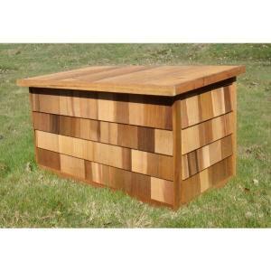 Best Greenstone 100 Gallon Cedar Deck Box Gsacdb At The Home 400 x 300