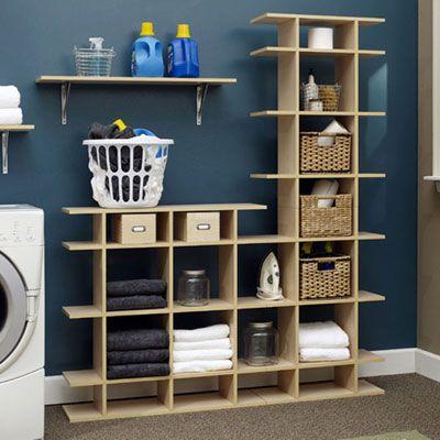 5 Wide 2 Tier Storage Shelf By Smart Furniture