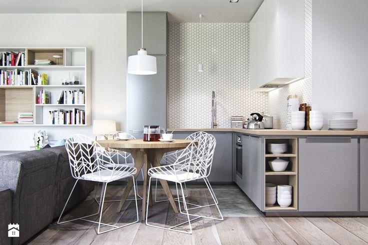 aneks kuchenny Kuchnia - zdjęcie od Projektownia Wnętrz