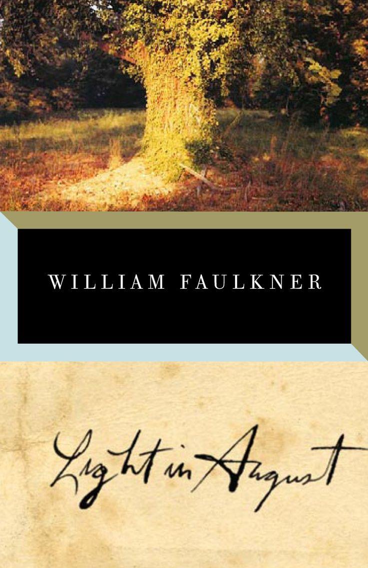 Light in August, William Faulkner