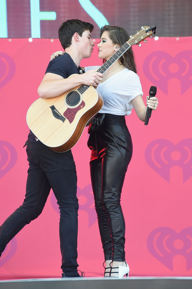 Hailee Steinfeld's Surprise Duet With Shawn Mendes Will Leave Your Heart in Need of Stiches