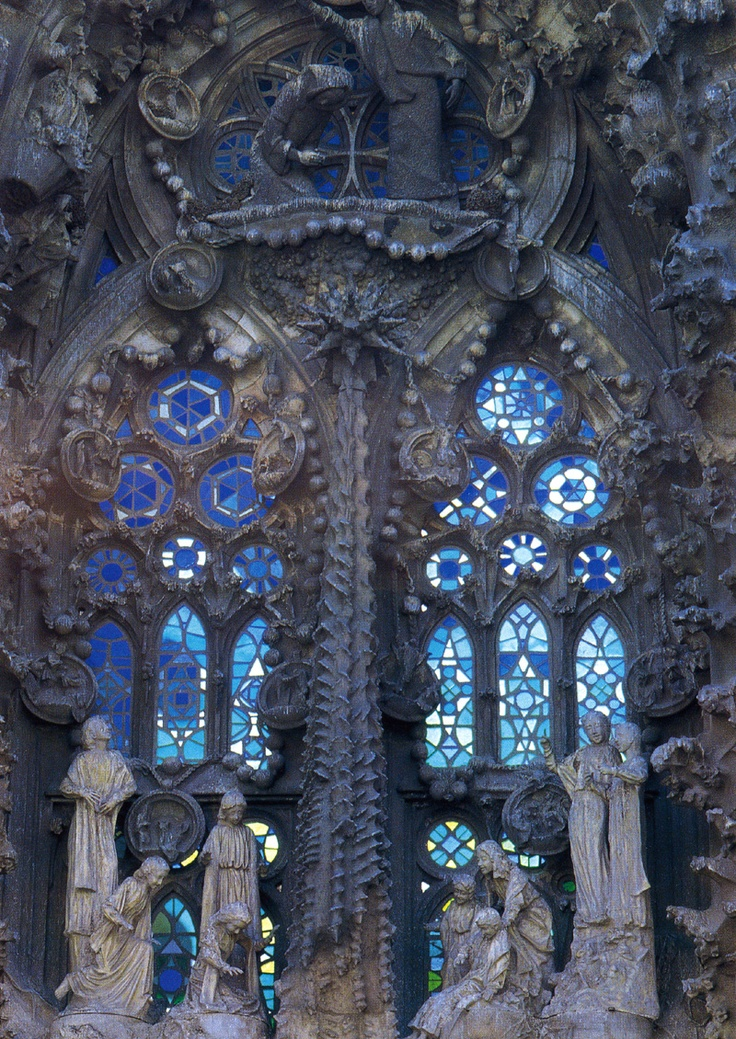 Antoni Gaudi – Responding to Nature: A 'Nut or a Genius'?