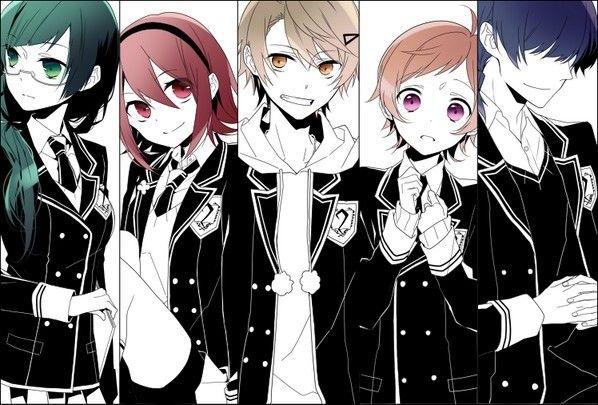 新しい終焉ノ栞プロジェクト?のこの人達の名前をフルネームでよみがなつきでおしえてください!