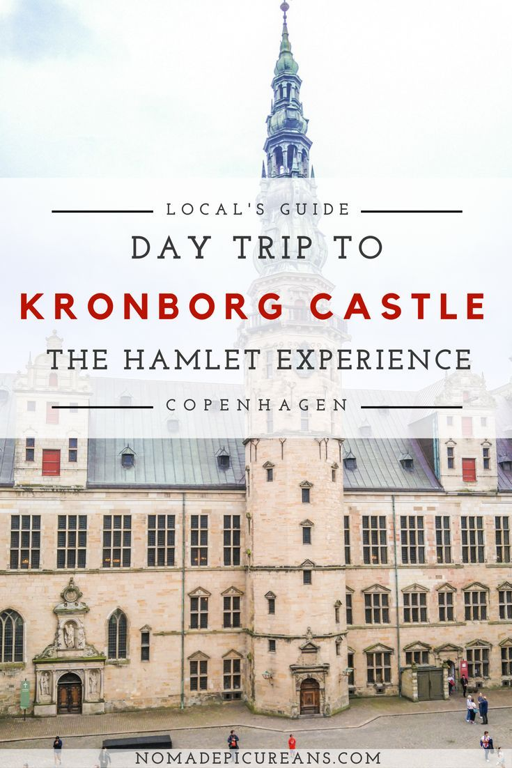 Kronborg Castle is one of Copenhagen's biggest tourist attractions. Did you know you can follow in the footsteps of Hamlet at Kronborg Castle in Helsingor, Denmark?