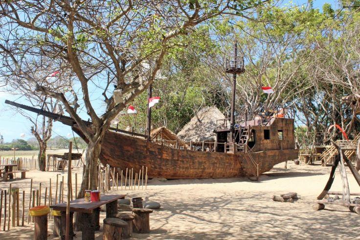 Pirates Bay Nusa Dua Bali