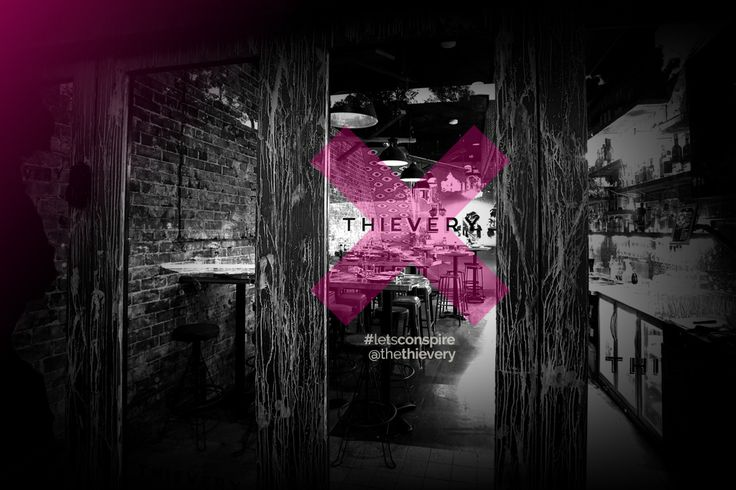 Thievery Middle Eastern Restaurant and Bar in Glebe Sydney
