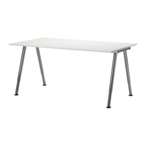 Ikea schreibtisch schwarz weiß  Die besten 25+ Galant schreibtisch Ideen auf Pinterest | Ikea ...