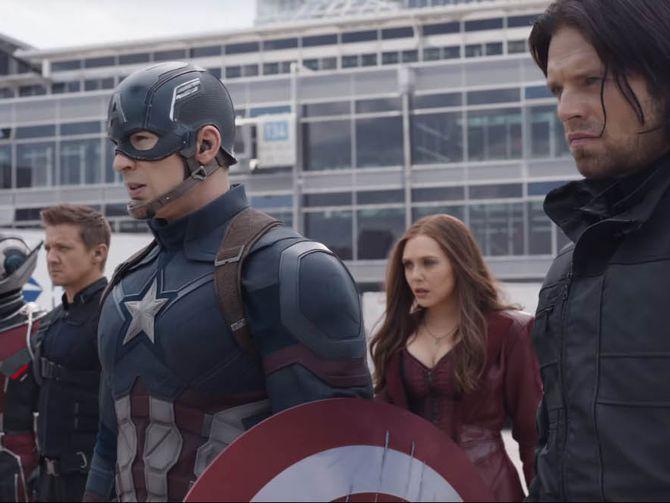 "Need to escape family drama tomorrow (Dec 25th)? Don't forget that ""Captain America: Civil War"" hits Netflix. http://ift.tt/2hka2O3 #timBeta"